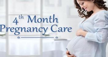 Diet Plan During Fourth Month Pregnancy