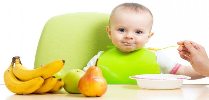Right Diet for 6 Months Old Baby
