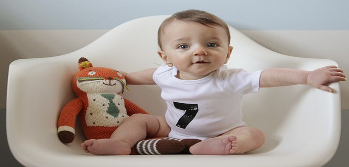 What are the Physical Changes of 7 Months Old Baby?
