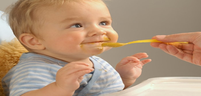 Right Diet for 8 Months Old Baby