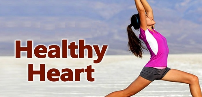 6 Simple Ways to Improve your Heart Health