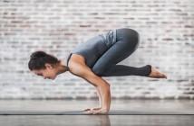 How to do Crane Pose?