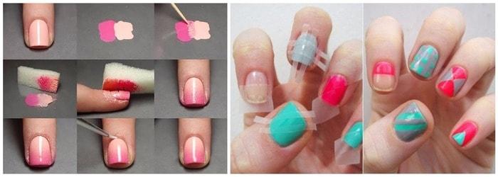 Easy diy nail art ideas nail art prinsesfo Choice Image