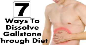 7 Effective Home Remedies for Gallstones