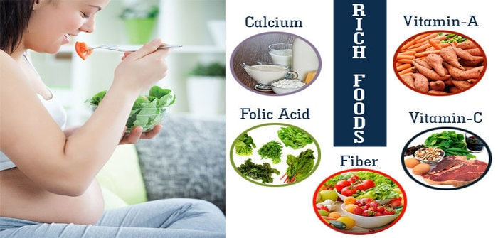 Right Diet during the 9th Month of Pregnancy