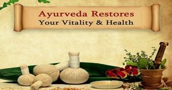 Vitality through Ayurvedic